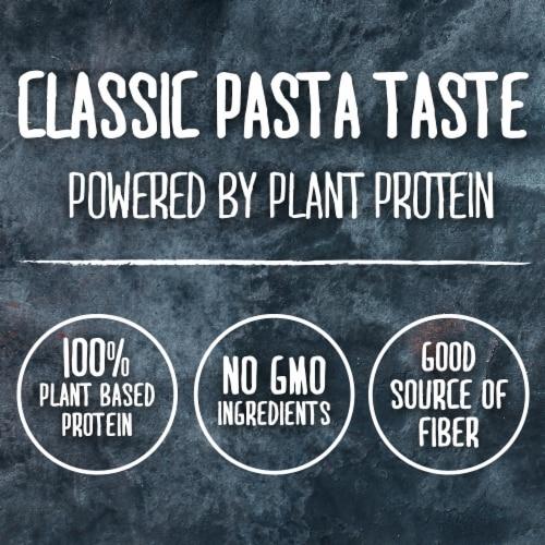 Barilla Protein+ Rotini Grain & Legume Pasta Perspective: right