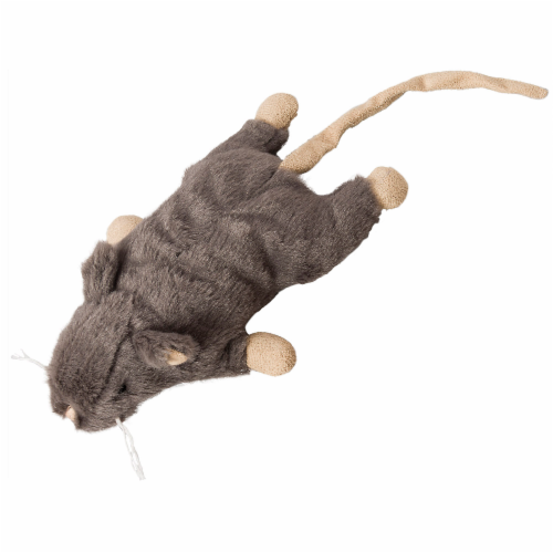 Spot Big Mouse Bertha Catnip Cat Toy - Assorted Perspective: right