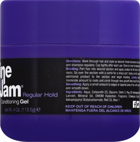 Ampro Shine 'N Jam Regular Hold Conditioning Gel Perspective: right