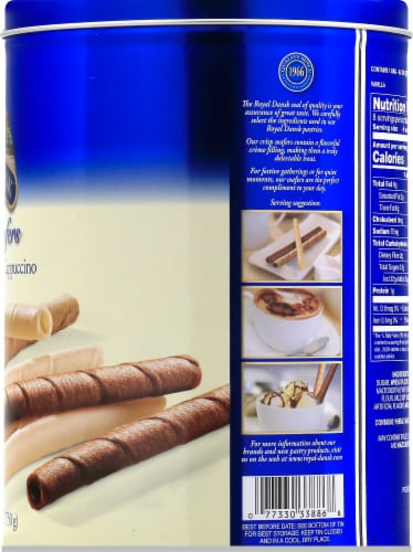Royal Dansk Luxury Wafers Perspective: right