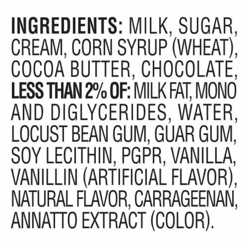 Magnum Milk Chocolate Vanilla Ice Cream Perspective: right