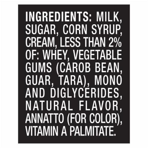 Breyers Extra Creamy Vanilla Ice Cream Perspective: right
