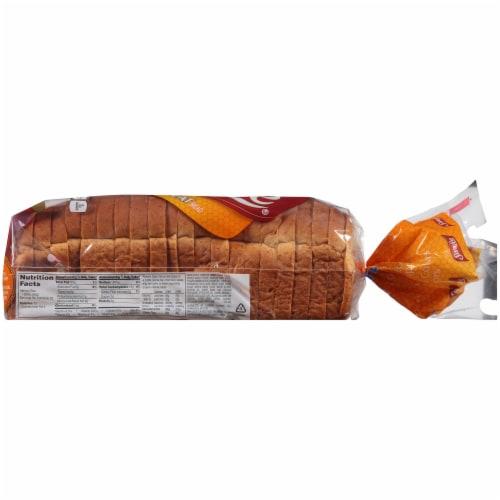 Sara Lee Honey Wheat Bread Perspective: right