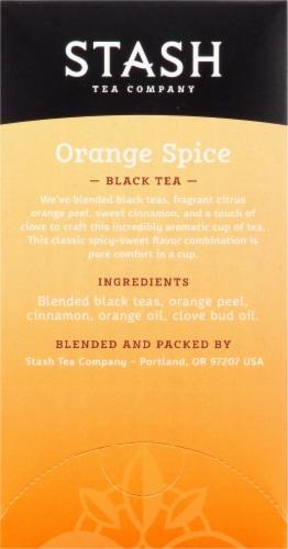 Stash Orange Spice Black Tea Perspective: right