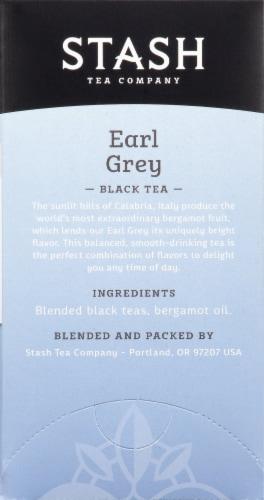 Stash Earl Grey Black Tea Perspective: right