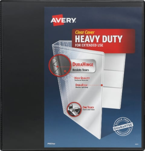 Avery Heavy Duty One Touch EZD Binder - Assorted Perspective: right