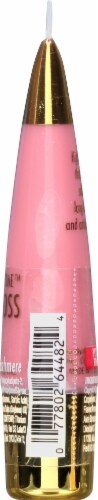 Black Radiance Perfect Tone Cashmere Lip Gloss Perspective: right