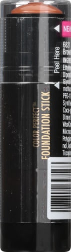 Black Radiance Color Perfect Brownie Foundation Stick Perspective: right