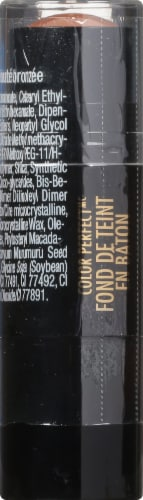 Black Radiance Color Perfect Beautiful Bronze Foundation Stick Perspective: right