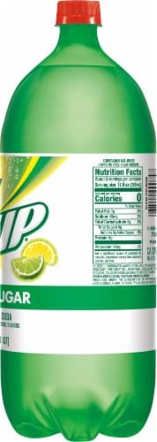 7UP Zero Sugar Lemon-Lime Soda Perspective: right