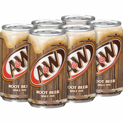A&W Root Beer Perspective: right
