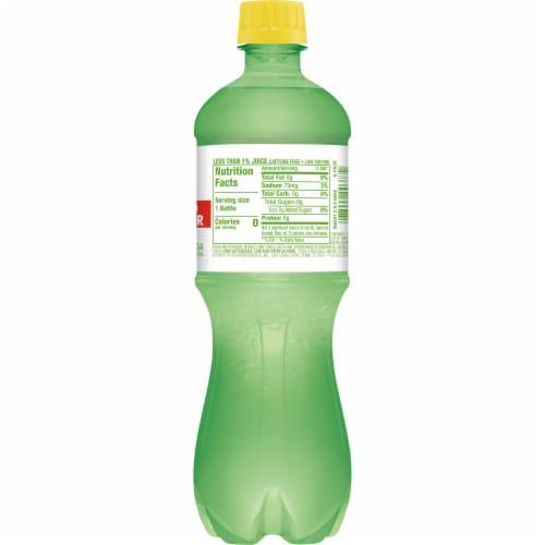 Squirt Zero Sugar Grapefruit Soda Perspective: right