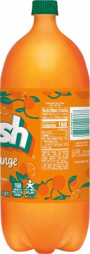 Crush Orange Soda Perspective: right