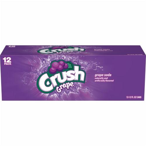 Crush Grape Soda Perspective: right