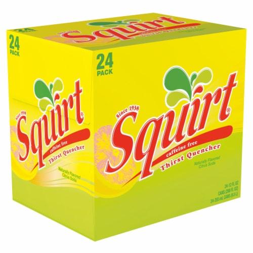 Squirt Citrus Soda Perspective: right