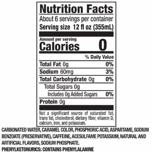 Dr Pepper Zero Sugar Soda Perspective: right