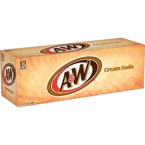 A&W Cream Soda Perspective: right