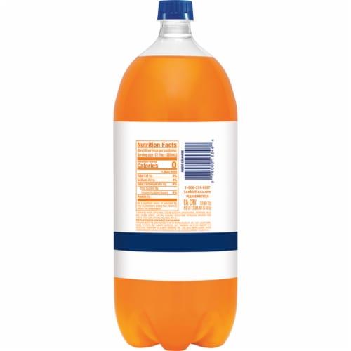 Sunkist Zero Sugar Orange Soda Perspective: right
