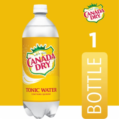Canada Dry® Tonic Water Perspective: right