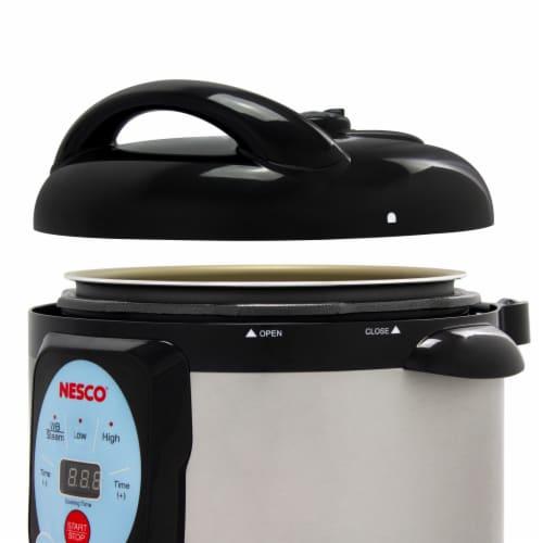 Nesco Digital Smart Canner & Cooker Perspective: right