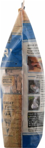 Western® Hickory BBQ Smoking Chips Perspective: right
