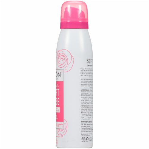 Jason Delicate Soft Rose Dry Spray Deodorant Perspective: right