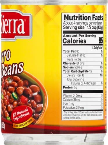 La Sierra Premium Charro Beans Perspective: right