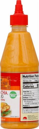 Lee Kum Kee Sriracha Mayo Sauce Perspective: right