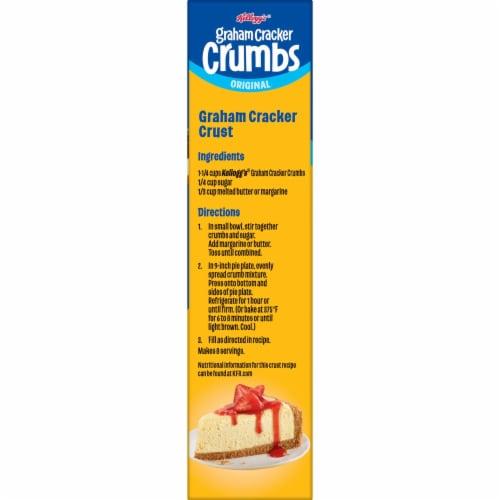 Keebler Graham Cracker Crumbs Perspective: right