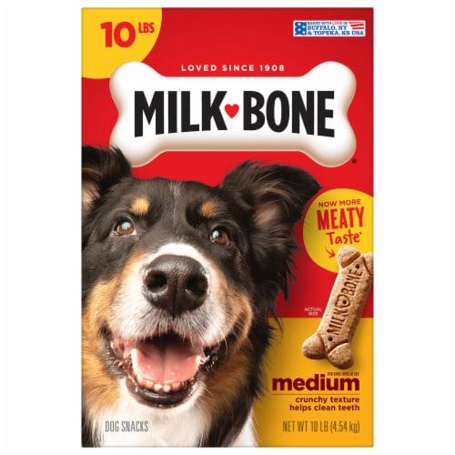 Milk-Bone Original Medium Dog Biscuits Perspective: right