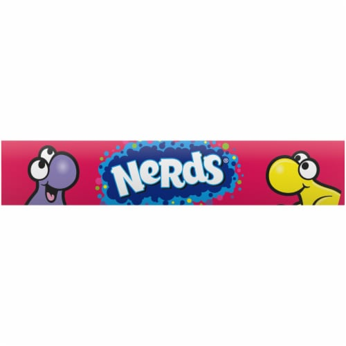 Nerds Rainbow Crunchy Candy Perspective: right