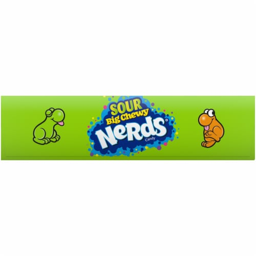Nerds® Sour Big Chewy Candy Perspective: right