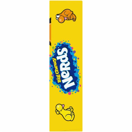 Nerds Big Chewy Candy Perspective: right