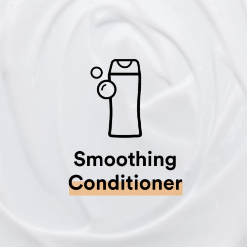 Suave Ultra Sleek & Smooth Frizz Control Conditioner Perspective: right