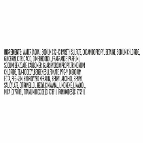 Suave Professionals Keratin Infusion Smoothing Shampoo Perspective: right