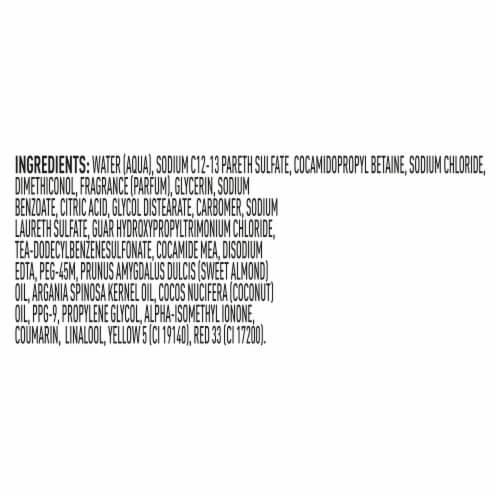 Suave Professionals Moroccan Infusion Shine Shampoo Perspective: right