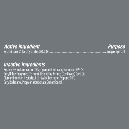 Dove Men+Care Clean Comfort Antiperspirant Deodorant Dry Spray Perspective: right