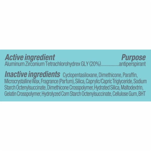 Degree Women Clinical Protection Shower Clean Antiperspirant Deodorant Stick Perspective: right