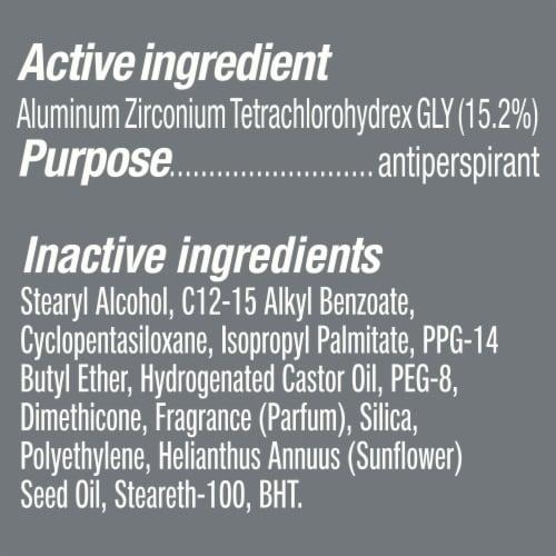 Dove Men+Care Sensitive Shield Invisible Solid Antiperspirant / Deodorant Stick Perspective: right