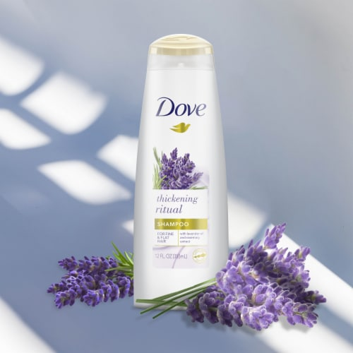 Dove Nourishing Secrets Thickening Ritual Shampoo Perspective: right