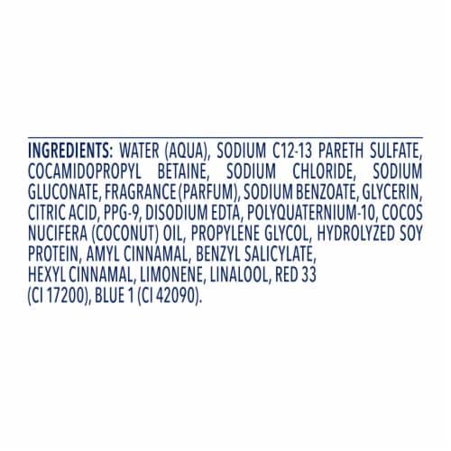 Dove Volume & Fullness Shampoo Perspective: right