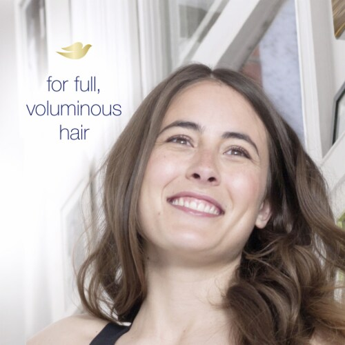 Dove Nutritive Solutions Volume & Fullness Conditioner Perspective: right