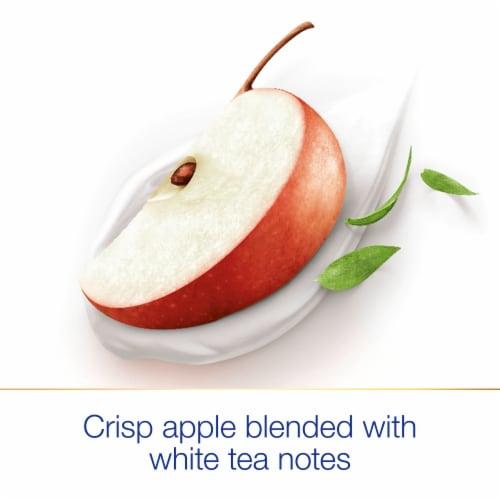 Dove Advanced Care Apple & White Tea Antiperspirant Deodorant Stick Perspective: right