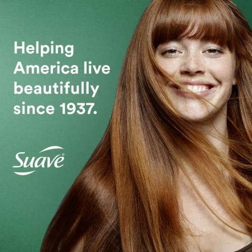 Suave® Lavender & Almond Oil Moisturizing Shampoo Perspective: right