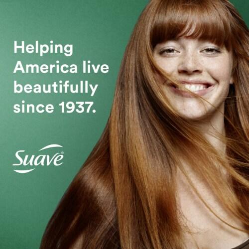 Suave® Lavender & Almond Oil Moisturizing Conditioner Perspective: right