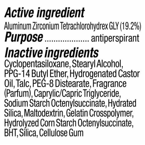 Degree Men Mint & Coconut Antiperspirant Deodorant Perspective: right