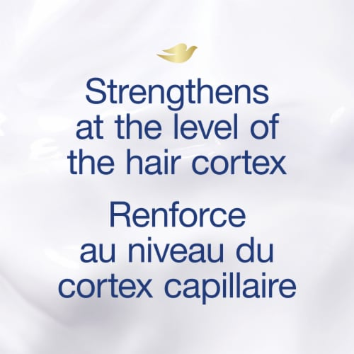 Dove Hair Therapy Breakage Remedy Conditioner Perspective: right