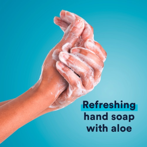 Suave Ocean Breeze Refreshing Hand Soap Perspective: right