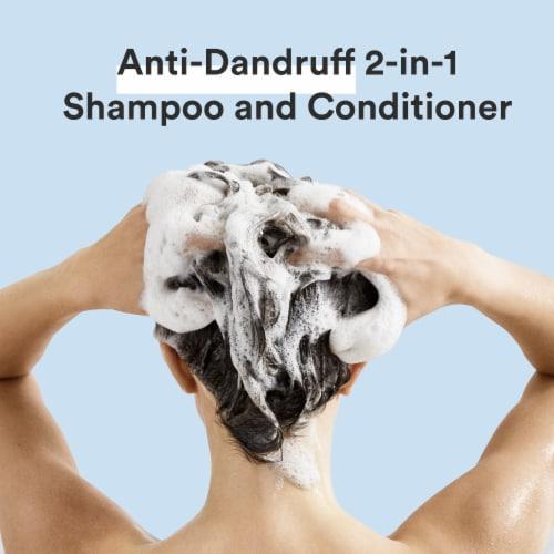 Suave Scalp Control Anti-Dandruff 2-in-1 Shampoo & Conditioner Perspective: right