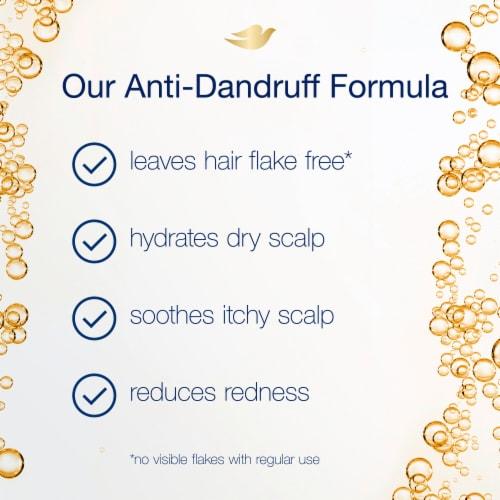 Dove Dermacare Scalp Anti-Dandruff Shampoo Perspective: right